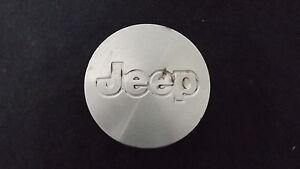 Jeep Grand Cherokee Liberty Wrangler Wheel Center Cap 52059522AA