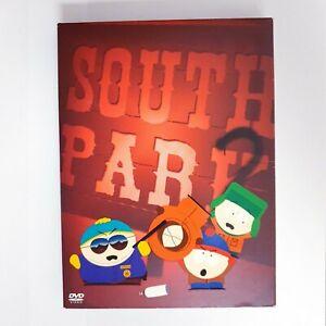 South Park Season 2 TV Series DVD Region 4 AUS Free Postage - Animation Comedy