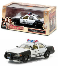 2000 Ford Crown Victoria Police Interceptor The Hangover 1:43 GreenLight 86506