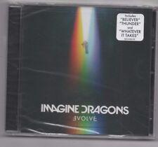 Imagine Dragons Evolve 2017 CD Believer, Whatever it Takes, Thunder