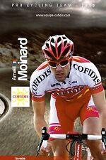 CYCLISME carte cycliste AMAEL MOINARD équipe COFIDIS 2010