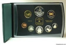 CANADA  1998   PROOF DOUBLE DOLLAR  SET  ***8 COINS***