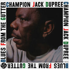 CHAMPION JACK DUPREE Blues From The Gutter ATLANTIC RECORDS Sealed COLORED VINYL