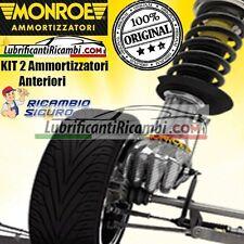 KIT 2 Ammortizzatori MONROE ORIGINAL Reneault Twingo dal 2000 al 2007 tutti i mo