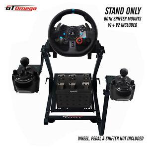 GT Omega Steering Wheel stand For Logitech G25, G27 Racing wheel shifter PRO