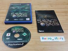 PS2 Savage Skies PAL