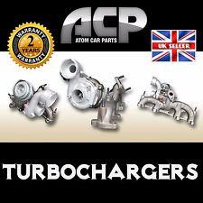 Turbocharger 721021 for 1.9 TDI - Audi, Seat, Volkswagen. 150 BHP, 110 kW.