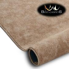 Best Carpets Hardwearing Soft SERENADE beige Stain Resistant Stairs Rugs