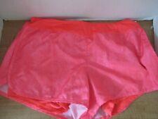 DANSKIN NOW~Pink Polka Dot WORKOUT ATHLETIC SHORTS~Inner Panty~Women's Large