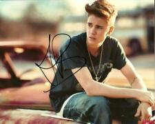 JUSTIN BIEBER #3 REPRINT SIGNED 8X10 PHOTO AUTOGRAPHED PICTURE CHRISTMAS GIFT