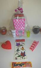 14 Girls Teens Older Girls Filled Pink Party Bags Birthday expensive contents