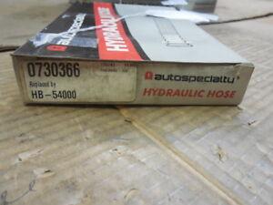 1977 - 1981 Fits Honda Civic Autospecially Brake Hydraulic Hose #HB54000 H234