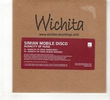 (HE905) Simian Mobile Disco, Audacity Of Huge - 2009 DJ CD