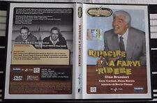 DVD -  RIUSCIRE A FARVI RIDERE - TEATRO - BRAMIERI GARINEI GIOVANNINI