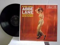 "Abbe Lane with Tito Puente,RCA,""Be Mine Tonight"",Japan,LP,mono,latin jazz,Mint"