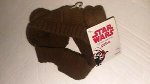 "Star Wars Pet Fans Collection Petco Dog Hat - Princess LEIA L/XL 16""-20""- NWT"
