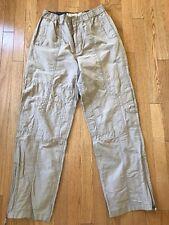 Iron adventures cargo outdoor hiking pants, size L. ***elastic waist***