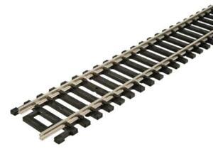 """HO Gauge - FLEX TRACK, 36"""" Code 100 Nickel Silver (5 Pieces) 433-3004"""