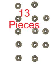 ( 13 ) OEM GM Hex Head Nuts W/Washer PM6 X 1.00 11609411 11517293 10060526