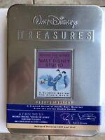 Walt Disney Treasures DVD: Behind the Scenes WD Studio - Sealed Collectors Tin