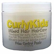 Curly Kids Frizz Control Paste, 4 oz (Pack of 2)