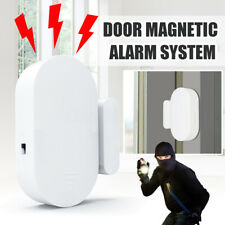 Portable Window Door Burglar Alarm System  Magnet Home Travel Security Supplies