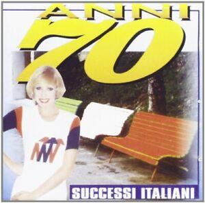 Anni 70 Successi Italiani 2 - Artisti Vari CD FONOTILCD