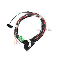 Bluetooth Wiring Harness + Microphone Set for VW RCD510 Radio Bluetooth Module