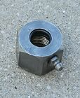 Outboard Motor Steering Tilt Tube Grease Nut Fitting Stainless Steel 78 Id