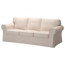 IKEA Ektorp 3 Seat Sofa Cover - Lofallet Beige