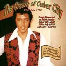 Elvis Presley - THE CREAM OF CULVER CITY - New Original Mint CD