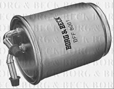 BORG & BECK FUEL FILTER FOR SKODA FABIA DIESEL 1.6 66KW