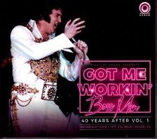 Elvis Presley CD - Got Me Workin' Boss Man - 40 Years After Vol. 1 - Digipack