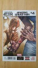 Amazing Spider-Man #4 First Print. First App Silk