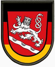 Wappen von Haag an der Amper Aufnäher ,Pin, Aufbügler