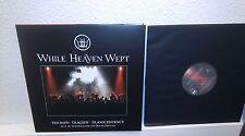"""WHILE HEAVEN WEPT """"TRIUMPH : TRAGEDY-TRANSCENDANCE"""" LIVE BLACK VINYL DOUBLE LP"""