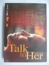 Talk To Her (DVD) Pedro Almodovar, Paz Vega, Thai import, (Region ALL) + slip