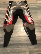 AXO Sport 909 Motorcross Pants Made in Italy Size 32