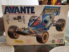 Tamiya Avante Kit 1988 Rare Original Version 58072 32 Years Old