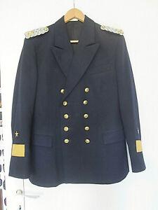 DDR NVA Volksmarine Kapitän Jacke Gr.m48 Hose Gr.m52 Uniform Orden Marine