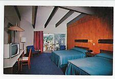 Vintage Postcard Bennington Vermont Paradise Restaurant & Motor Inn 141 W Main