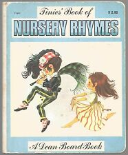 Anne Grahame Johnstone TINIES' BOOK OF NURSERY RHYMES A Dean Board Book