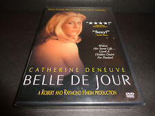 BELLE DE JOUR--Perfect housewife CATHERINE DENEUVE is a high-priced prostitute