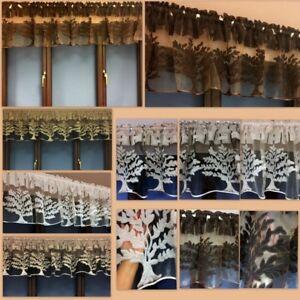 Window Curtain Pelmet Valance  Ready Made