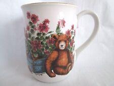 otagiri mug teddy bear jameson collector