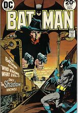 Batman 253 Shadow VG/F 1973 Glossy Classic Cover