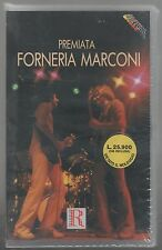 PREMIATA FORNERIA MARCONI PFM OMONIMO VHS  SIGILLATA!!!