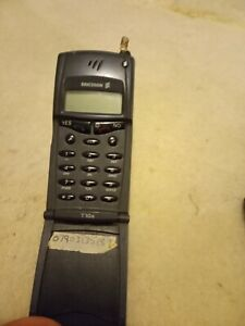 Ericson T10s Mobile phone and tested power supply