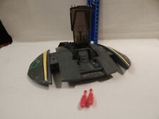 Battlestar Galactica Cylon Raider w/ Decals, 2 Missiles, Canopy Loose (no pilot)