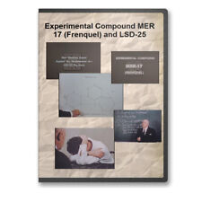 CIA 1950s Experiments: Experimental Compound MER 17 (Frenquel) and LSD DVD C799